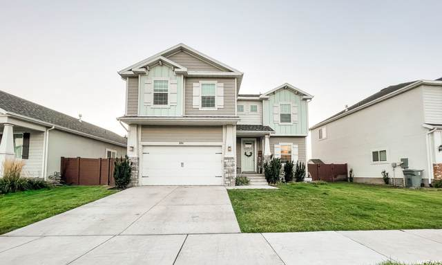 201 N 410 E, Vineyard, UT 84059 (MLS #1768913) :: Lawson Real Estate Team - Engel & Völkers