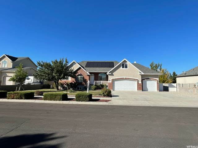 2658 W 2450 N, Clinton, UT 84015 (#1769151) :: Doxey Real Estate Group