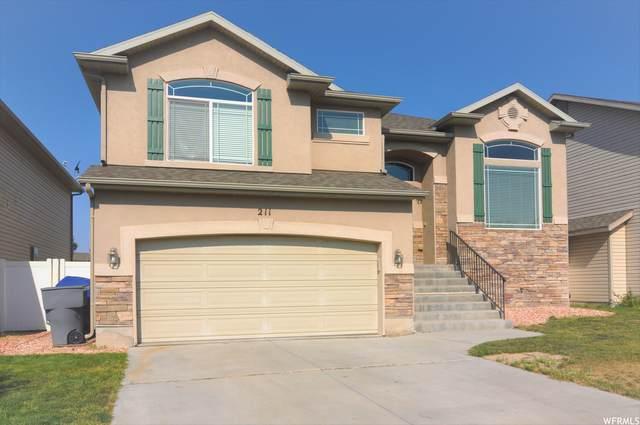 211 N Walton W, North Salt Lake, UT 84054 (#1769507) :: Bustos Real Estate | Keller Williams Utah Realtors