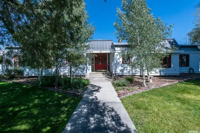 80 W 100 N, Kamas, UT 84036 (#1769552) :: Berkshire Hathaway HomeServices Elite Real Estate