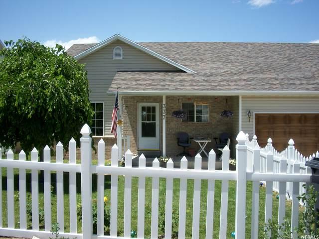337 N Peach St E, Santaquin, UT 84655 (#1769587) :: Bustos Real Estate | Keller Williams Utah Realtors
