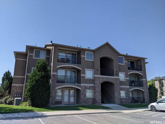 895 S Main St S K, Layton, UT 84041 (#1769703) :: Berkshire Hathaway HomeServices Elite Real Estate