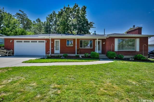 36 E 1300 S, Bountiful, UT 84010 (#1769772) :: Utah Dream Properties