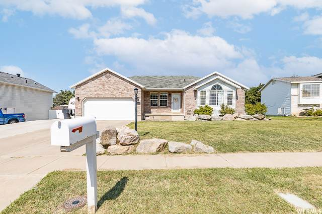 536 W 1025 N, Clinton, UT 84015 (#1770156) :: Doxey Real Estate Group