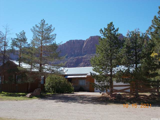 3828 Spanish Valley Dr, Moab, UT 84532 (MLS #1770175) :: Lookout Real Estate Group