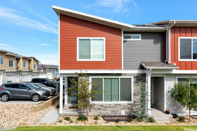 1033 W Lapis Fields Way, Bluffdale, UT 84065 (#1770472) :: Doxey Real Estate Group