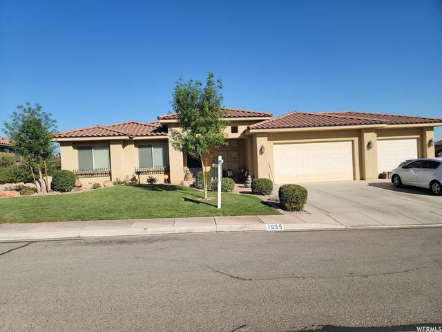 1955 S 2660 E, St. George, UT 84790 (#1771206) :: Utah Dream Properties