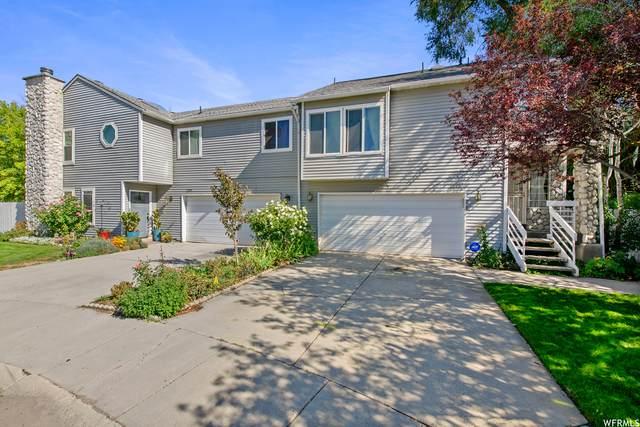 1254 E Freshman Cir S, Salt Lake City, UT 84117 (#1772103) :: Doxey Real Estate Group