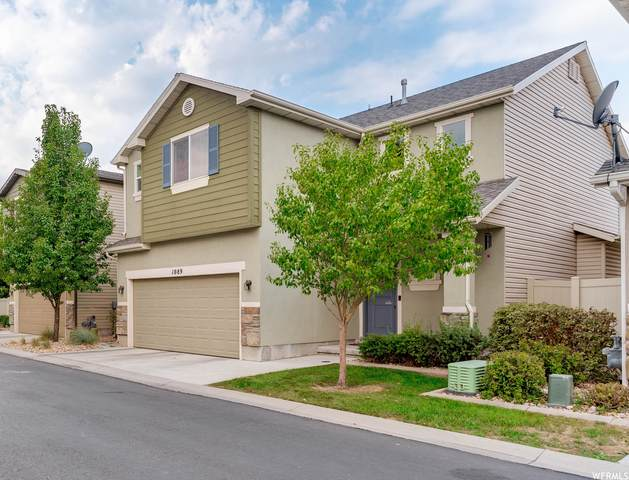 1089 W Stonehaven Dr, North Salt Lake, UT 84054 (#1772816) :: Kennedy Anderson | Realty One Group Areté