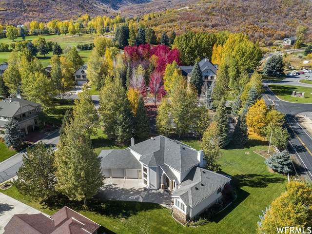 1206 N Cottage Way, Midway, UT 84049 (MLS #1774704) :: High Country Properties