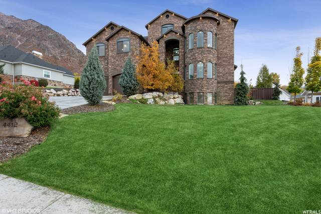 4412 N 400 W, Pleasant View, UT 84414 (#1776551) :: Utah Dream Properties
