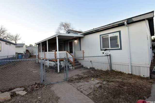 5075 W 4700 S #146, Salt Lake City, UT 84118 (#1721235) :: Livingstone Brokers