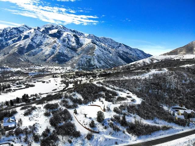 6057 Creekside Dr #20, Mountain Green, UT 84050 (#1721932) :: Utah Dream Properties