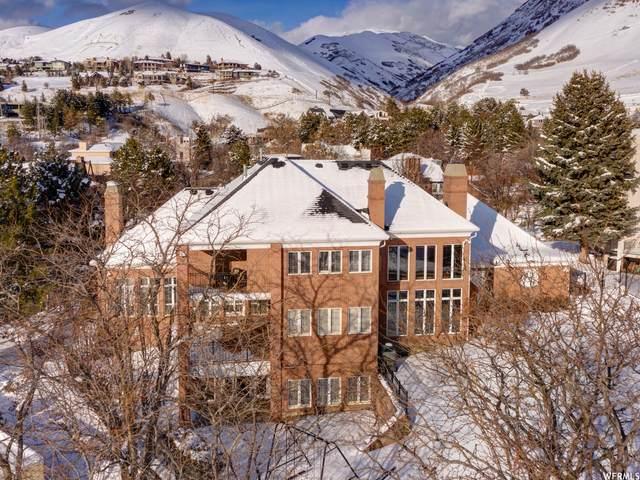 1714 E Fort Douglas Cir, Salt Lake City, UT 84103 (#1724135) :: Livingstone Brokers