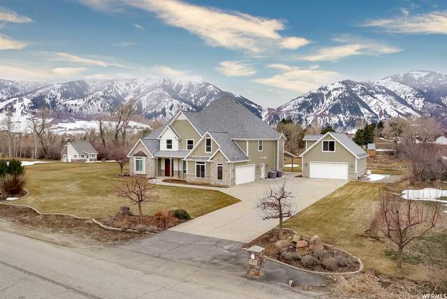 4233 N 4000 E, Eden, UT 84310 (MLS #1724546) :: Lookout Real Estate Group
