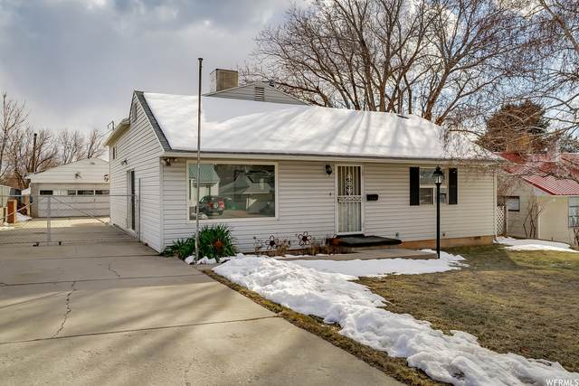 1281 Hudson St, Ogden, UT 84404 (#1725916) :: Red Sign Team