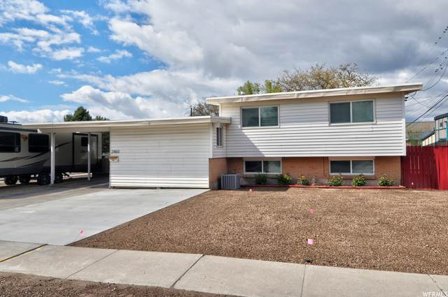 2460 W 3840 S, West Valley City, UT 84119 (MLS #1738467) :: Summit Sotheby's International Realty