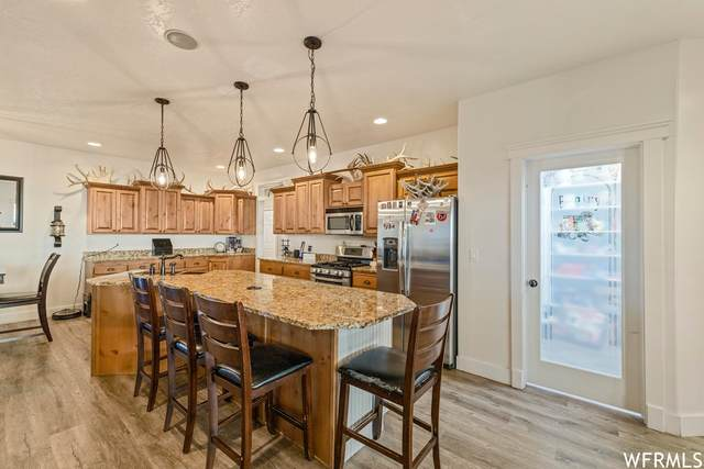 2829 N 2500 W, Vernal, UT 84078 (MLS #1740205) :: Lookout Real Estate Group
