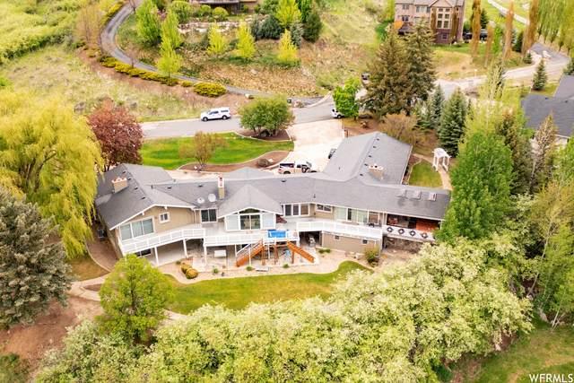 5525 W Mountain View Dr N, Mountain Green, UT 84050 (#1740596) :: Bear Phelps Group