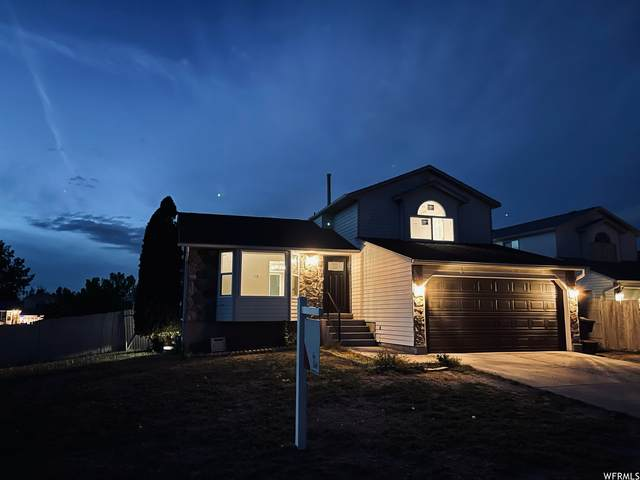 5648 W Walnut Ridge Cir S, Salt Lake City, UT 84118 (#1742847) :: UVO Group | Realty One Group Signature
