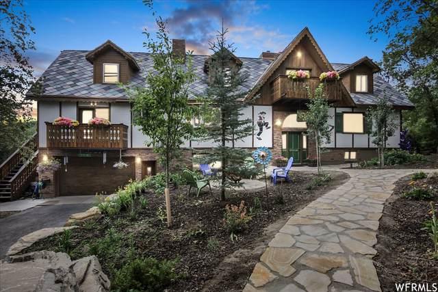 2548 N Nordic Valley Dr E, Eden, UT 84310 (#1742981) :: Pearson & Associates Real Estate