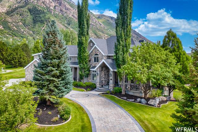 1190 E Wintergreen Ct N, Alpine, UT 84004 (MLS #1748771) :: Lookout Real Estate Group