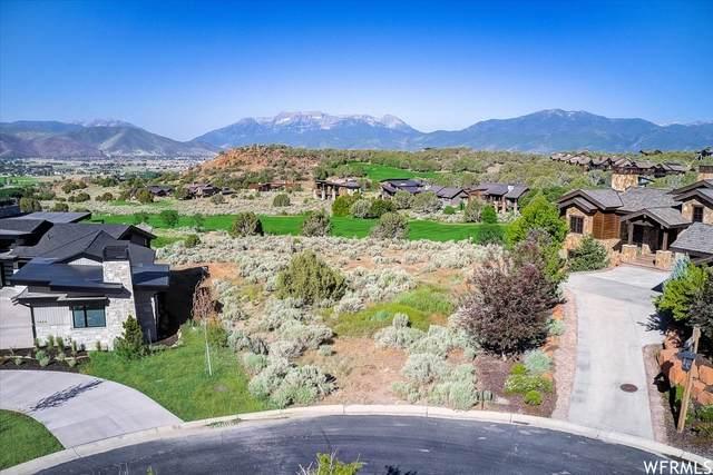 2884 E Brown Duck Mtn Cir (Lot 104) #104, Heber City, UT 84032 (#1752264) :: Utah Real Estate