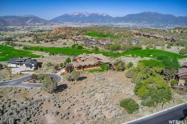 2881 E Brown Duck Mtn Cir (Lot 102) #102, Heber City, UT 84032 (#1752266) :: Utah Real Estate