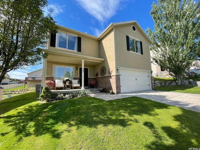 123 W Cooper Ave, Saratoga Springs, UT 84045 (#1756778) :: Colemere Realty Associates