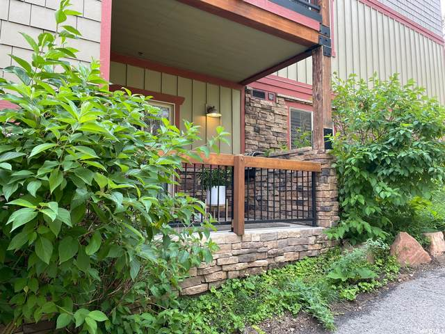 5519 Lillehammer Ln #1208, Park City, UT 84098 (MLS #1760667) :: High Country Properties