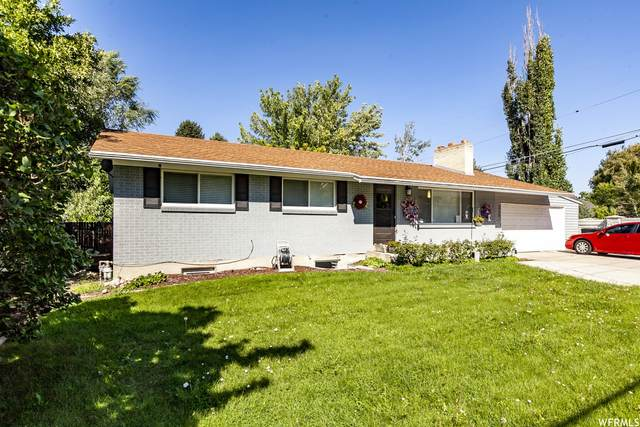 5726 S Highland Dr E, Holladay, UT 84121 (#1761851) :: Doxey Real Estate Group