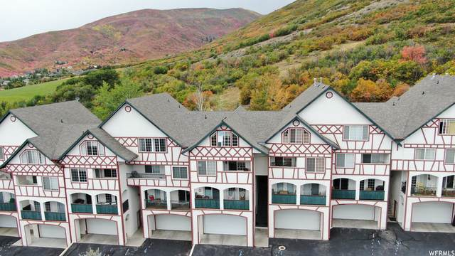1057 W Oberland Dr N, Midway, UT 84049 (#1765210) :: Powder Mountain Realty