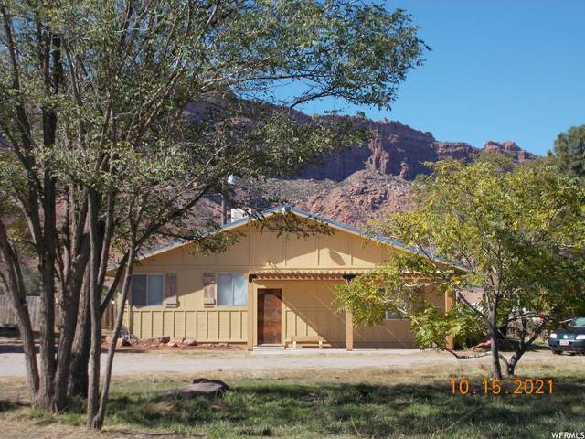 3828 Spanish Valley Dr A&B, Moab, UT 84532 (MLS #1770176) :: Lookout Real Estate Group