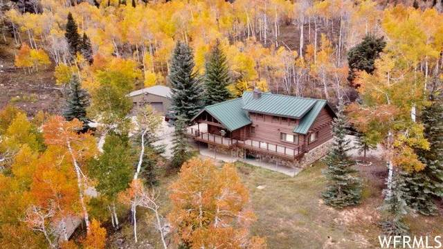 1465 W Tollgate Canyon Rd, Wanship, UT 84017 (MLS #1773822) :: Lookout Real Estate Group