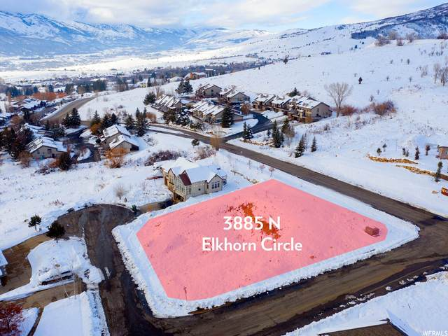3885 N Elkhorn Cir #24, Eden, UT 84310 (#1702194) :: Big Key Real Estate