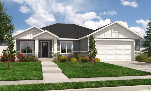 22 N Maple Bend Dr #74, Spanish Fork, UT 84660 (#1719947) :: Berkshire Hathaway HomeServices Elite Real Estate