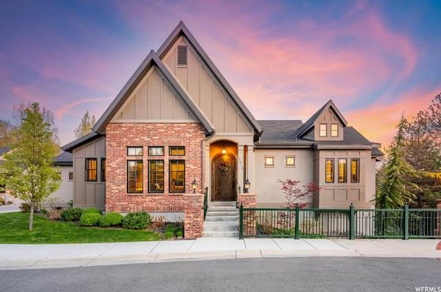 3916 S Hidden Hollow Ln, Holladay, UT 84124 (#1731200) :: goBE Realty
