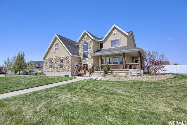 197 E 1820 S, Kaysville, UT 84037 (#1737366) :: Doxey Real Estate Group