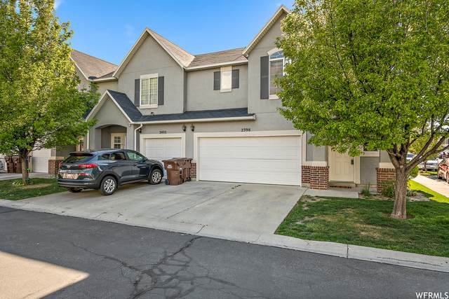 2398 S Red Acorn Ct W, West Valley City, UT 84119 (#1739175) :: Red Sign Team