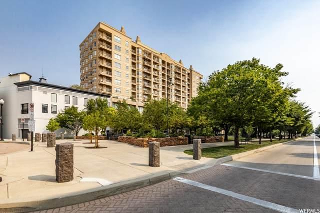 5 S 500 W #1001, Salt Lake City, UT 84101 (MLS #1748371) :: Lawson Real Estate Team - Engel & Völkers