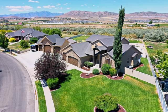 2822 W Parkside Dr, Lehi, UT 84043 (#1751749) :: Doxey Real Estate Group