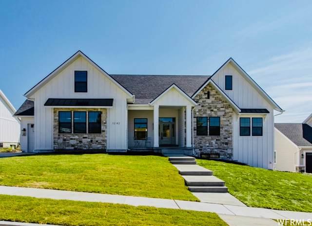1242 N Valley Heights Cir, Heber City, UT 84032 (#1760979) :: Berkshire Hathaway HomeServices Elite Real Estate