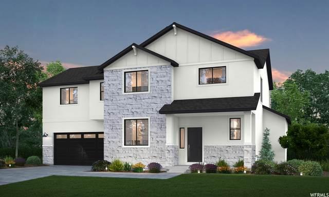 1013 W Emily Francis Cir #306, South Jordan, UT 84095 (#1761562) :: Doxey Real Estate Group