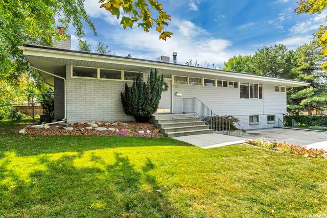 2052 E Sycamore Ln, Holladay, UT 84117 (#1770995) :: Exit Realty Success
