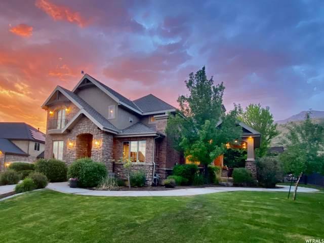 1523 E 1110 N, Orem, UT 84097 (MLS #1727360) :: Lookout Real Estate Group