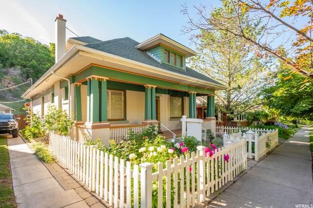 278 N Canyon Rd, Salt Lake City, UT 84103 (#1745144) :: Berkshire Hathaway HomeServices Elite Real Estate