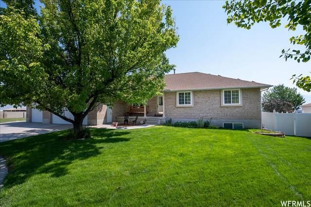 7835 S Peak Dr, West Jordan, UT 84088 (#1759657) :: Utah Dream Properties