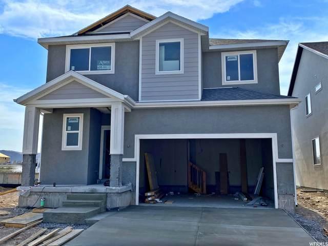 177 N Concord View Way #171, Saratoga Springs, UT 84045 (#1738813) :: C4 Real Estate Team