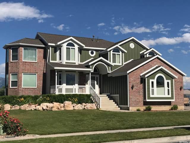 1419 S 2600 W, Syracuse, UT 84075 (#1747225) :: Utah Dream Properties