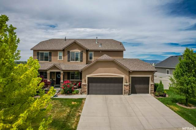 974 W March Brown Dr, Bluffdale, UT 84065 (#1748217) :: Powder Mountain Realty